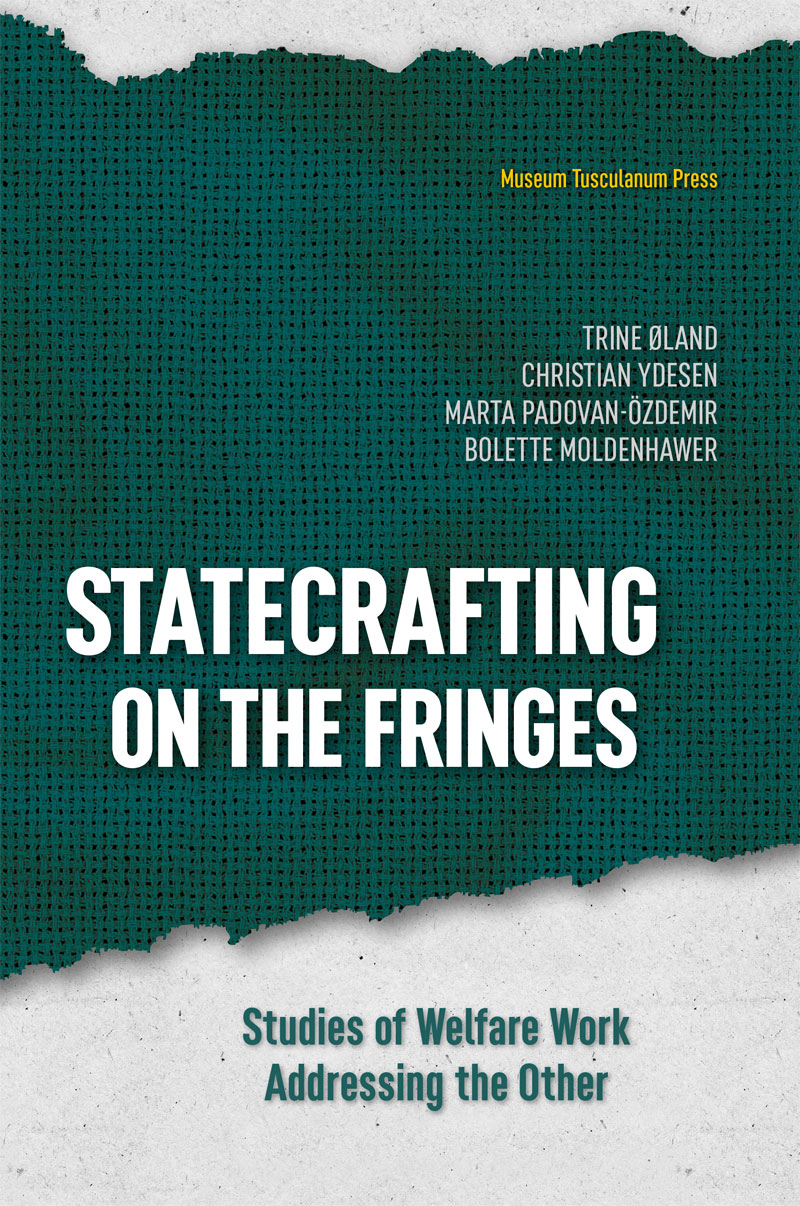 Cover of tatecrafting on the Fringes: Studies of Welfare Work Addressing the Other
