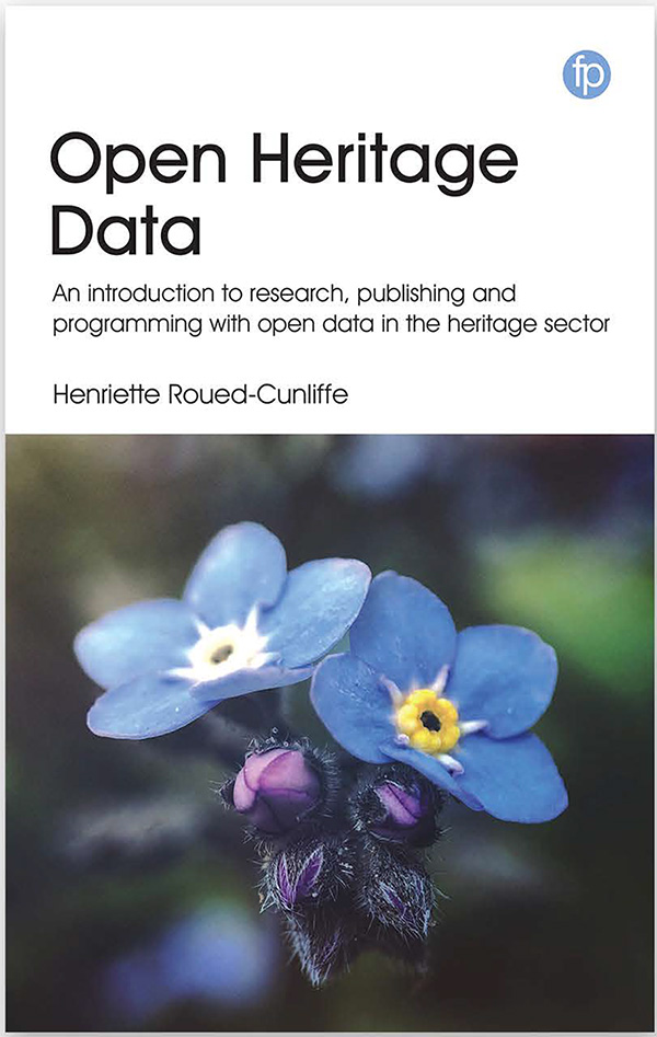 Cover of Open Heritage Data